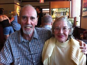 Mom & Dad, July 2011
