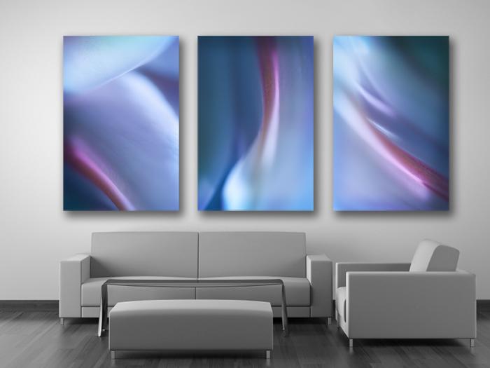 nature abstract wall decor